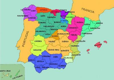 Municipios de España